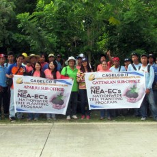 CAGELCO II joins NEA-EC's Nationwide Tree Planting