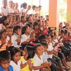 """CAGELCO II 2016 OUTREACH PROGRAM: """"A Time to Share, A Time to Care"""""""