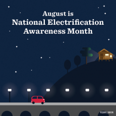 National Electrification Awareness Month