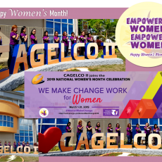 2019 National Women's Month